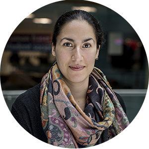 Staff Laura Gutierrez-Funderburk